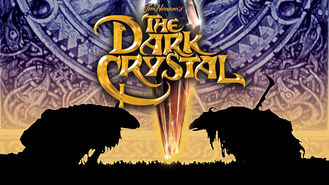 Netflix box art for The Dark Crystal