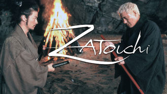 Is The Blind Swordman: Zatoichi on Netflix?