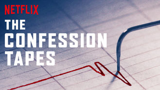 Netflix box art for The Confession Tapes - Season 1