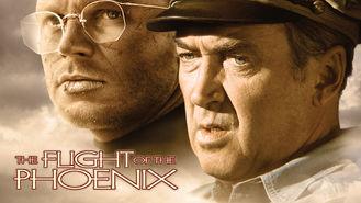 Netflix box art for The Flight of the Phoenix