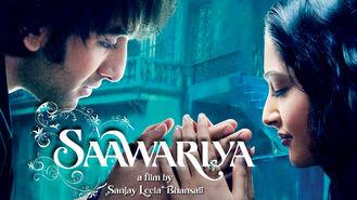 Netflix box art for Saawariya