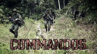Netflix box art for Commandos - Season 1