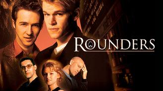 Is Rounders on Netflix?