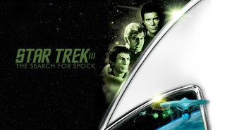 Netflix box art for Star Trek III: The Search for Spock