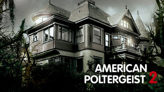 Netflix box art for American Poltergeist 2