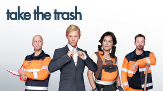 Netflix box art for Take the Trash