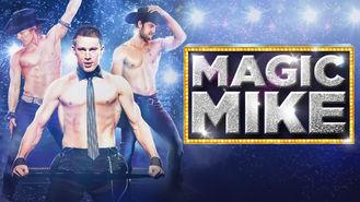 Netflix box art for Magic Mike