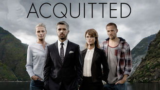 Netflix box art for Acquitted - Season 1