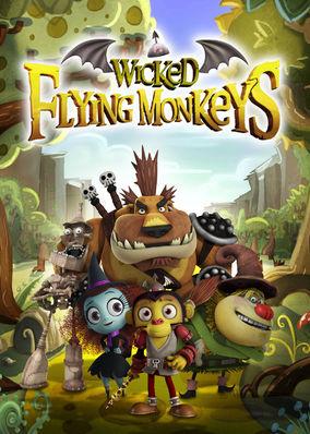 Wicked Flying Monkeys