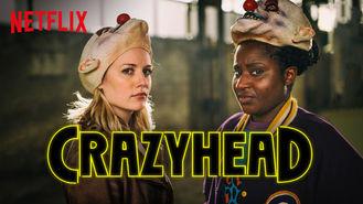 Netflix box art for Crazyhead - Season 1