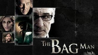 Netflix box art for The Bag Man
