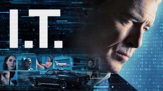 Netflix box art for I.T