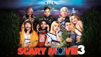 Netflix box art for Scary Movie 3