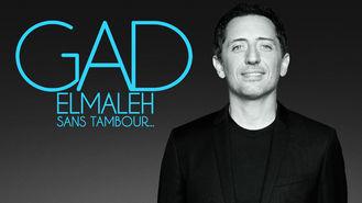 Netflix box art for Gad Elmaleh : Sans Tambour