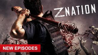 Netflix box art for Z Nation - Season 2