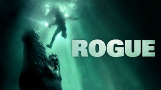 Netflix box art for Rogue