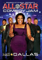 Shaquille O'Neal Presents: All Star Comedy Jam: Live from Dallas Netflix US (United States)