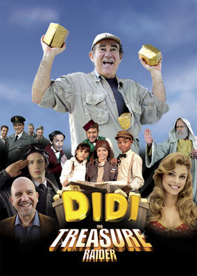 Didi: The Treasure Raider