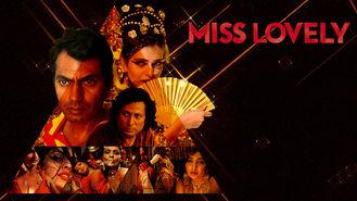 Netflix box art for Miss Lovely