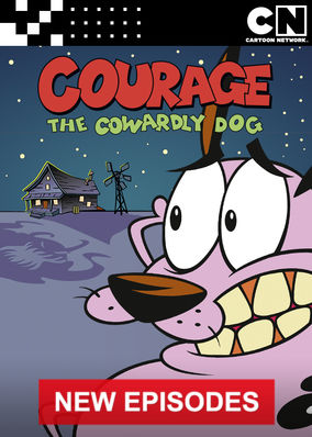 Courage the Cowardly Dog - Season 4
