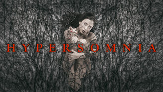 Netflix box art for Hypersomnia
