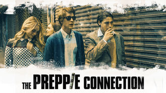 Netflix box art for The Preppie Connection