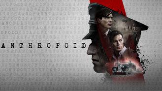 Netflix box art for Anthropoid