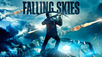 Is Falling Skies, Season 2 on Netflix?