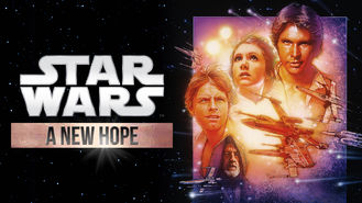 Star Wars: Episode IV: A New Hope (1977) on Netflix in the Netherlands