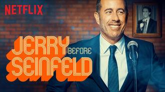 Netflix Box Art for Jerry Before Seinfeld