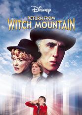 Return from Witch Mountain Netflix AW (Aruba)