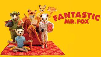 Netflix box art for Fantastic Mr. Fox