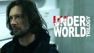 Netflix box art for Underworld Trilogy - Season 1