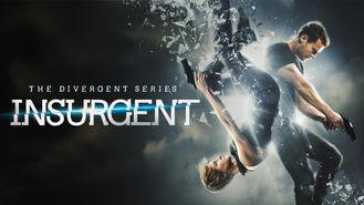 Netflix box art for The Divergent Series: Insurgent