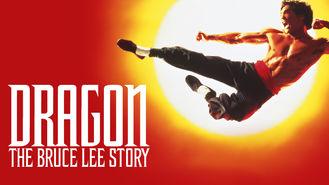 Netflix box art for Dragon: The Bruce Lee Story