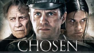 Netflix box art for Chosen