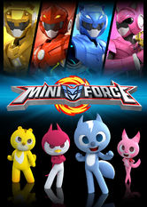 Miniforce Netflix CL (Chile)