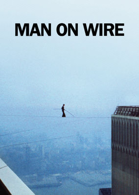 Box art for Man on Wire