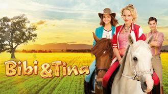 Netflix box art for Bibi & Tina