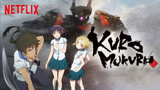 Netflix box art for Kuromukuro - Season 2