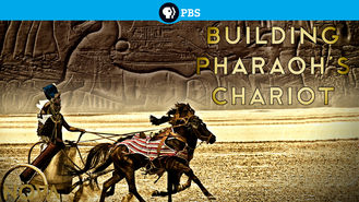 Netflix box art for NOVA: Building Pharaoh's Chariot