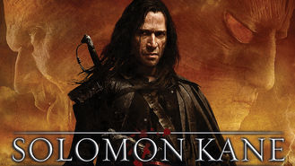 Netflix box art for Solomon Kane