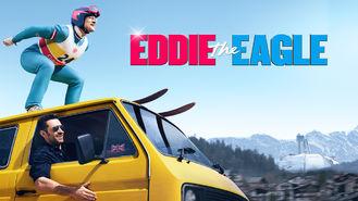Netflix box art for Eddie the Eagle