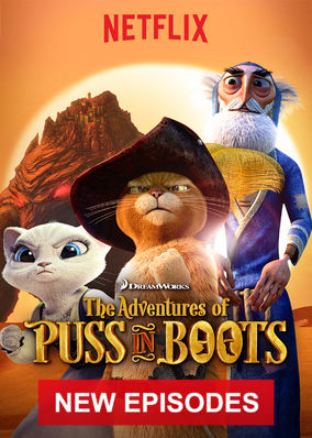 Adventures of Puss in Boots, The - Season 4