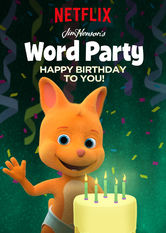 Word Party: Happy Birthday Netflix EC (Ecuador)