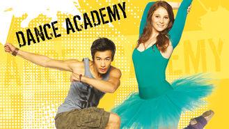 Netflix box art for Dance Academy - Series 1