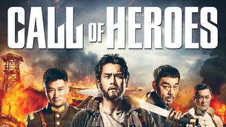 Netflix box art for Call of Herores