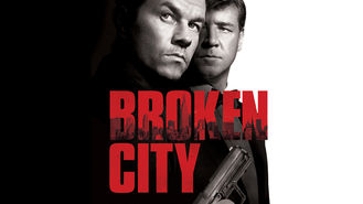 Netflix box art for Broken City