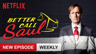 Netflix box art for Better Call Saul - Season 3