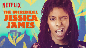 Netflix box art for The Incredible Jessica James